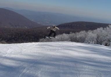 Western NC Skiing & Snow Tubing
