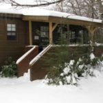 Western NC Ski Log Cabins
