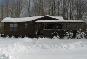 Western NC Log Cabin Rental