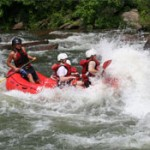 White Water Rafting in NC Mountains