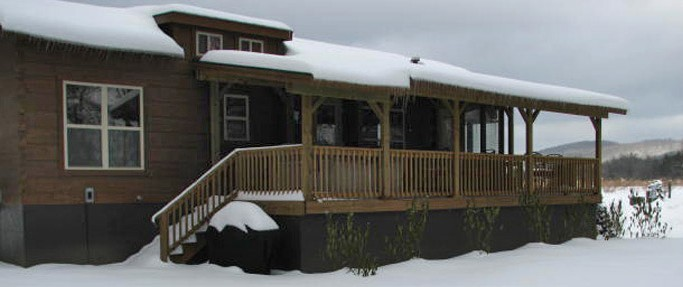 Cabins near Ski Beech Mountain Resort | NC Mountain Ski Lodging