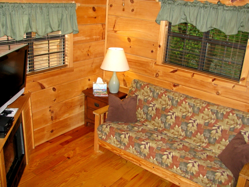 Quot Mountain Summer Quot Cabin Rental Romantic Log Cabin