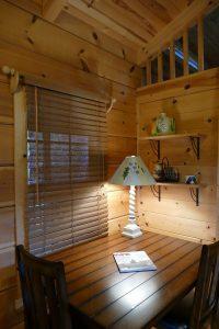 Mtn River Log Cabin - Kitchen #2