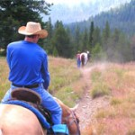 Horseback Riding in the NC Mountains