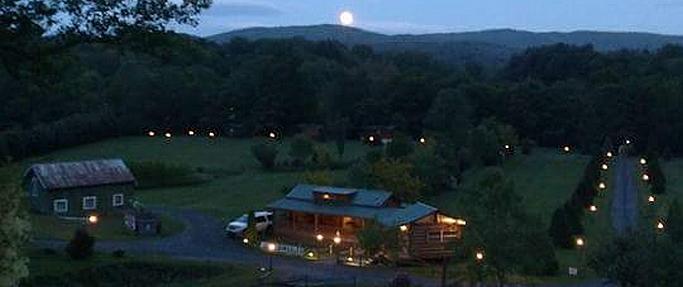 Linville River Cabins Romantic Getaway Honeymoon