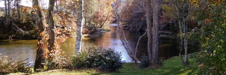 Linville River Log Cabin Rentals