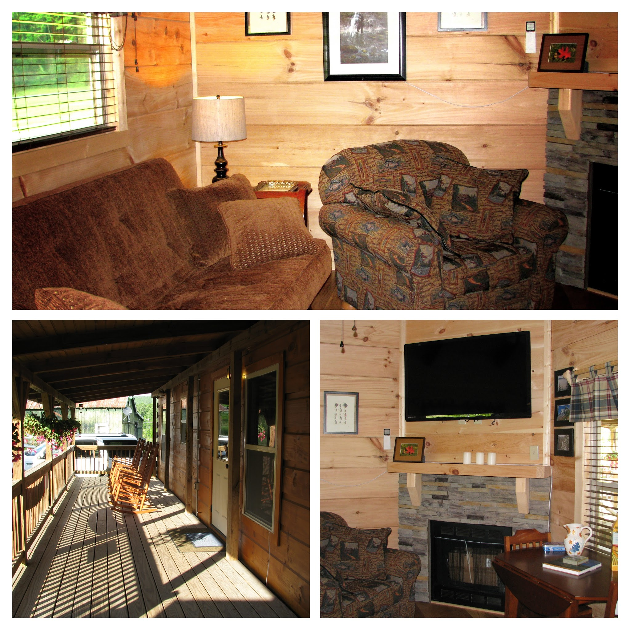 Mountain Haven Rental Cabin